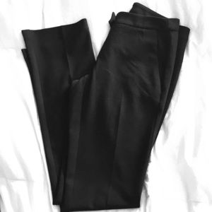 Dalia Collection black lined slacks - size 2.